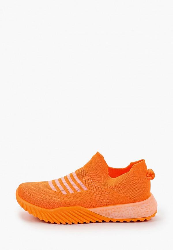 женские кроссовки baden, оранжевые