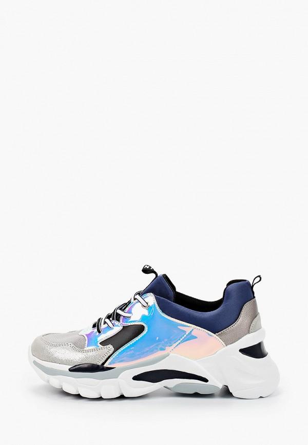 женские кроссовки baden, разноцветные