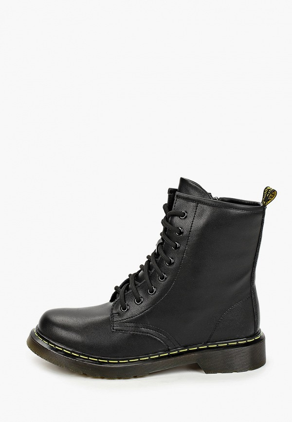 женские ботинки baden, черные