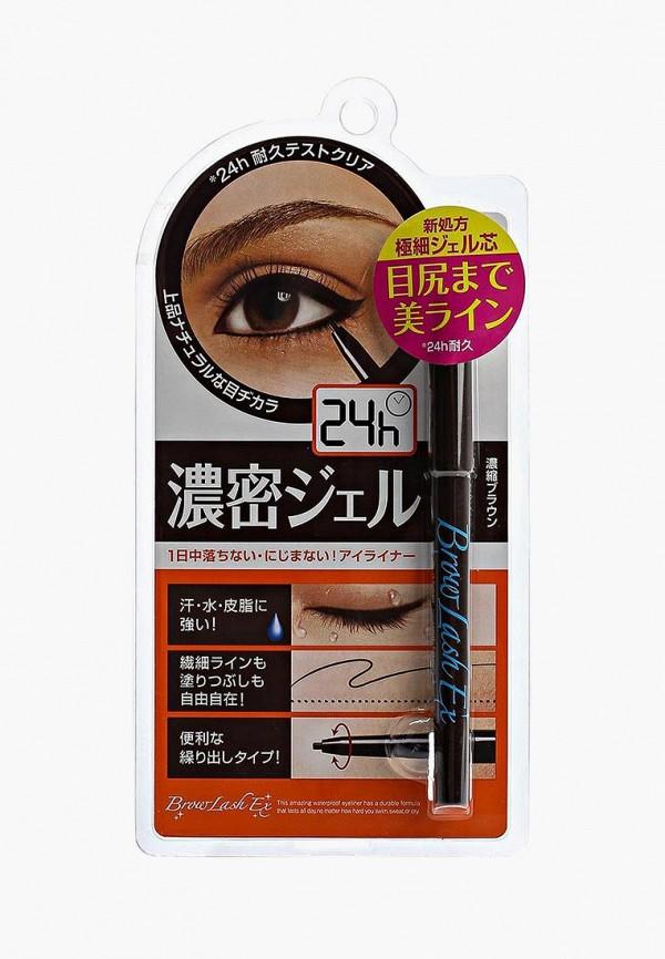 подводка для глаз bcl, коричневый