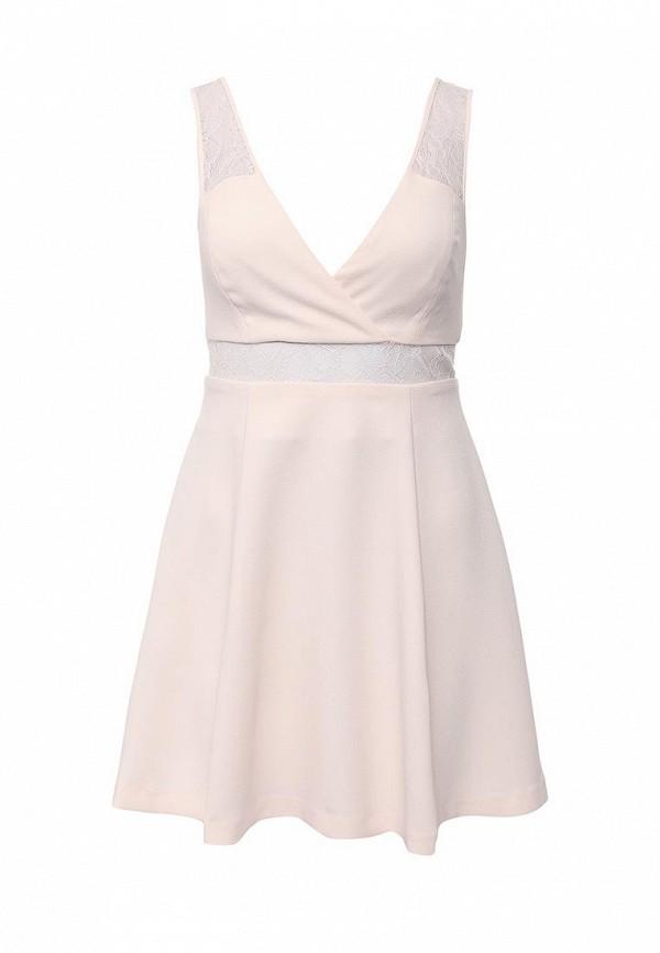 Платье BCBGeneration BCBGeneration BC528EWHGC00 bcbgeneration women s faux wrap skirt