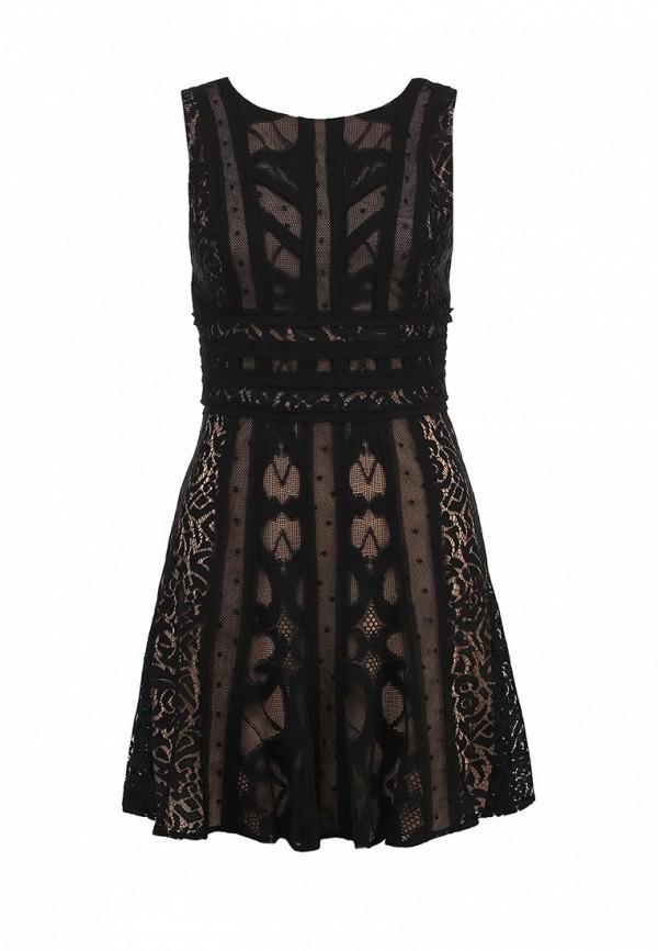 Платье BCBGMaxAzria BCBGMaxAzria BC529EWBVW52 платье qq cw32 2015