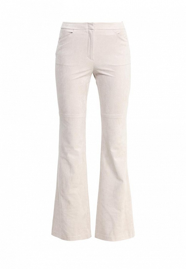 мужские брюки клеш bcbgmaxazria, бежевые