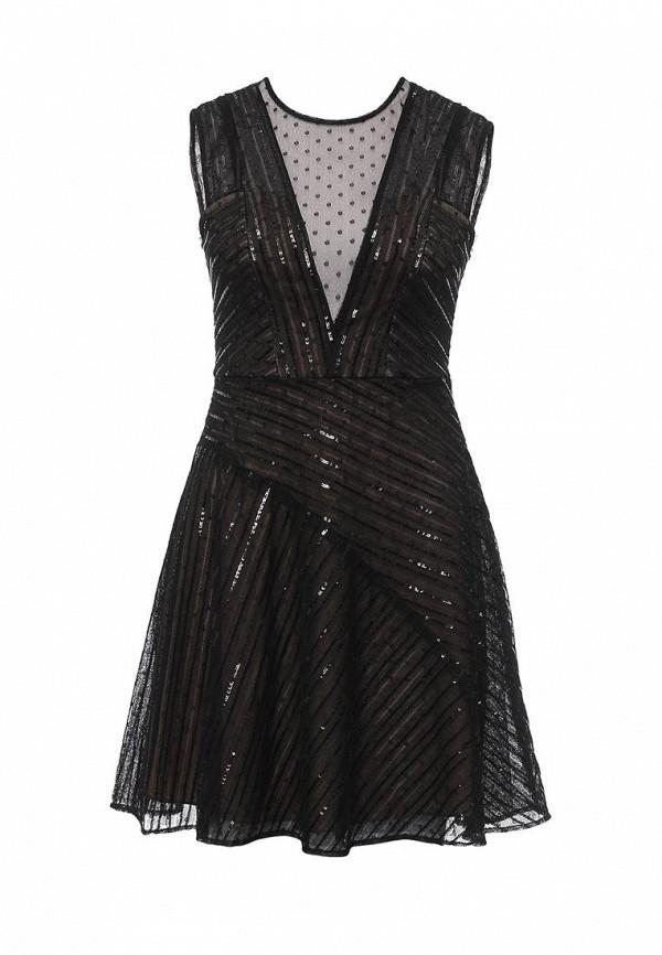 Платье BCBGMaxAzria BCBGMaxAzria BC529EWONL66 блуза bcbgmaxazria bcbgmaxazria bc529ewqbh93