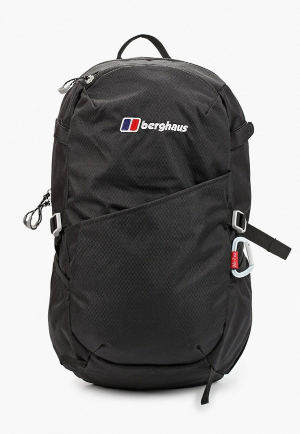 женский рюкзак berghaus, черный