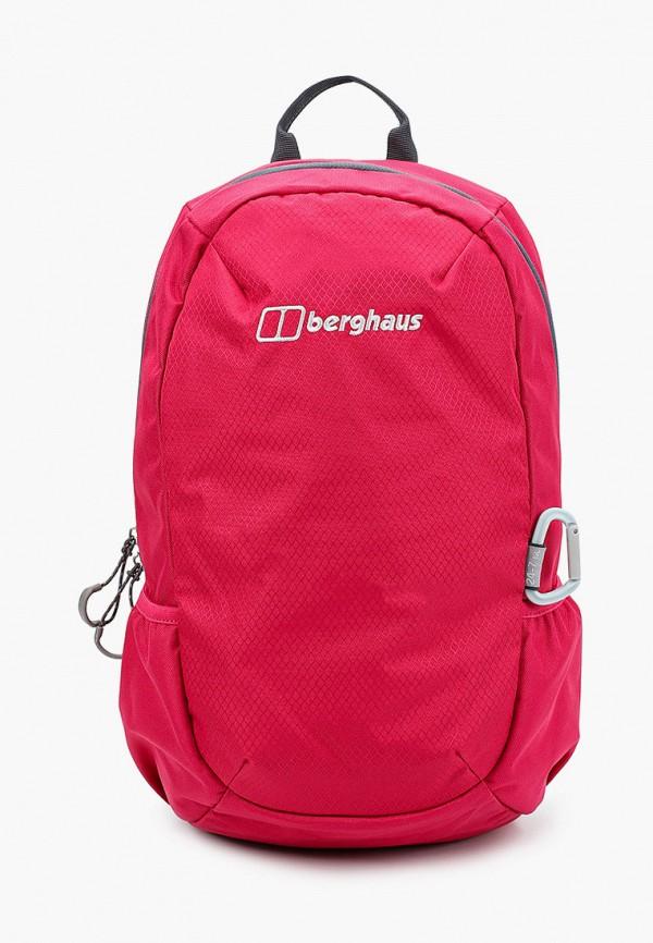 женский рюкзак berghaus, розовый