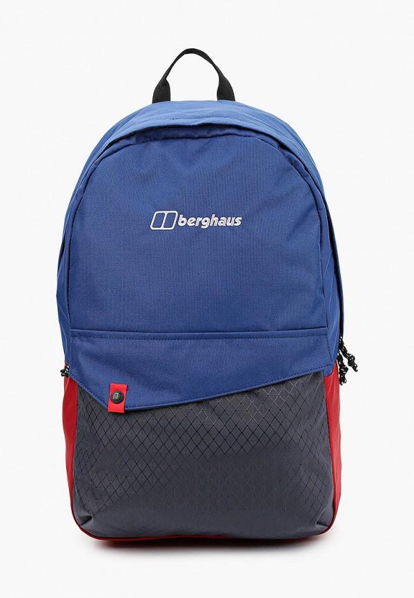 женский рюкзак berghaus, синий