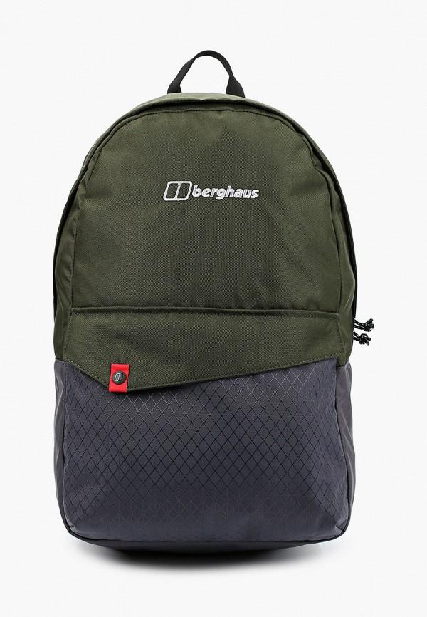 женский рюкзак berghaus, зеленый