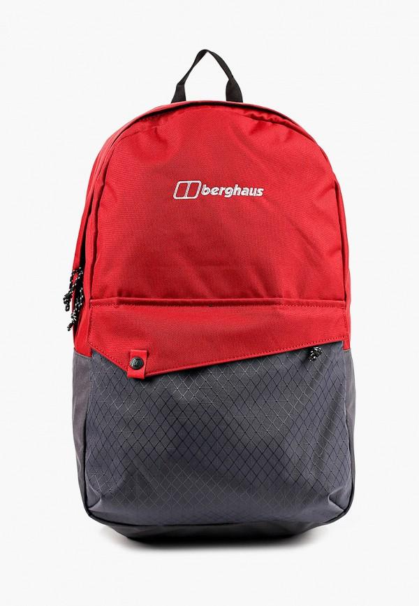 женский рюкзак berghaus, красный