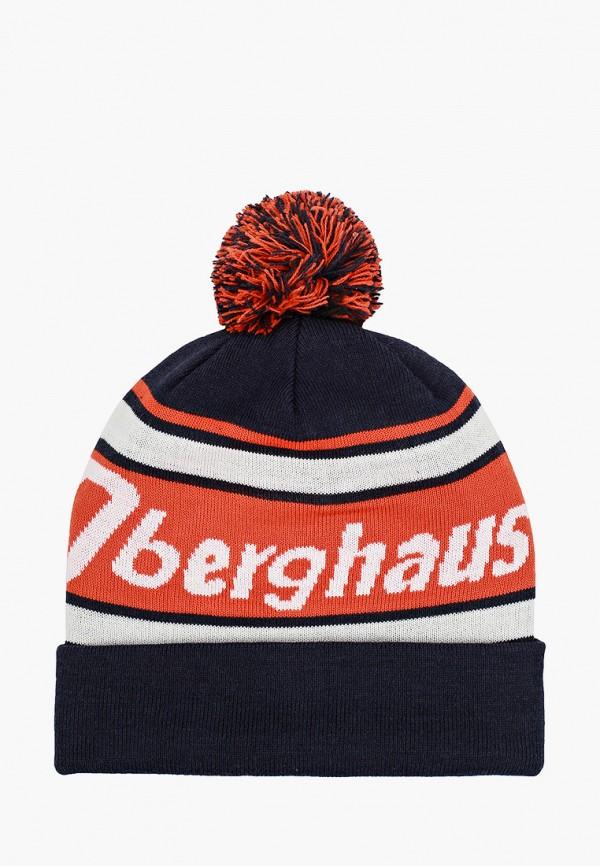 женская шапка berghaus, разноцветная
