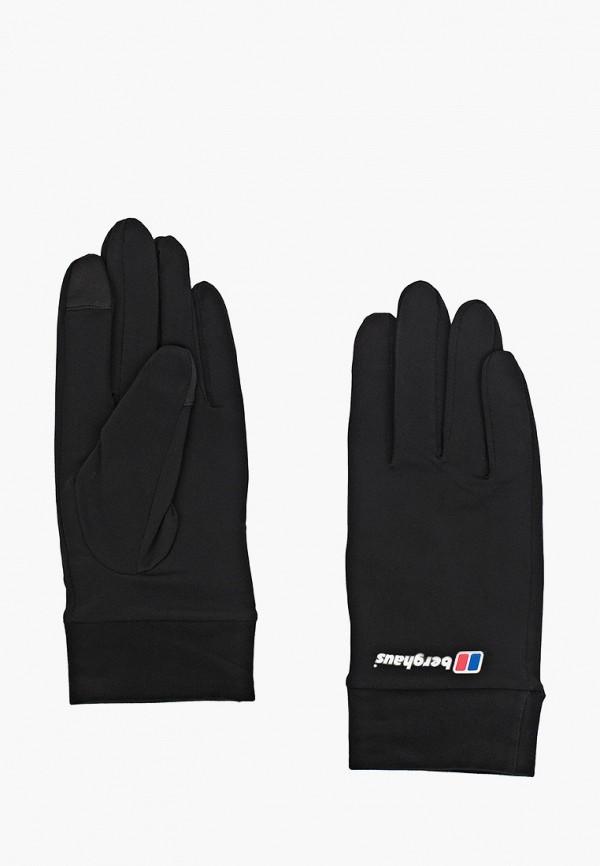 мужские перчатки berghaus, черные