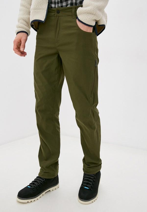 мужские брюки berghaus, хаки