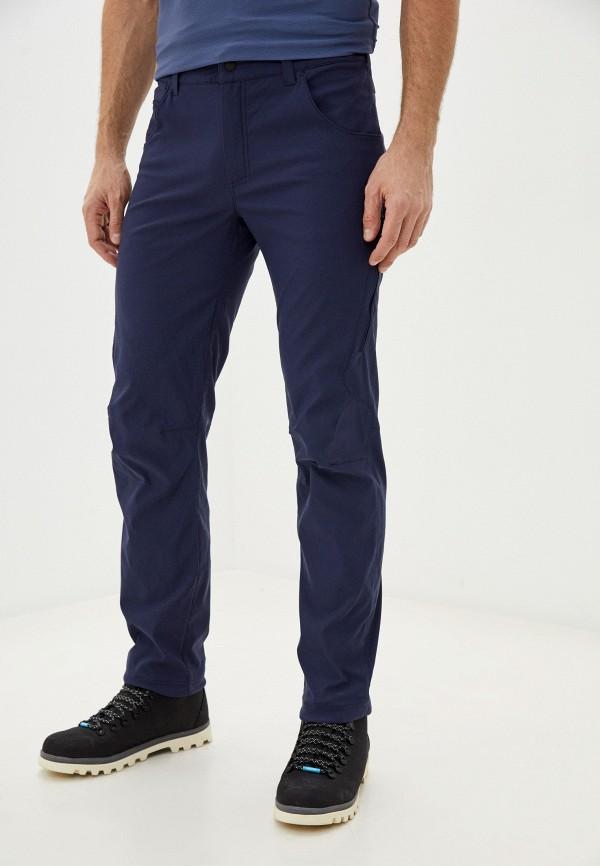 мужские брюки berghaus, синие