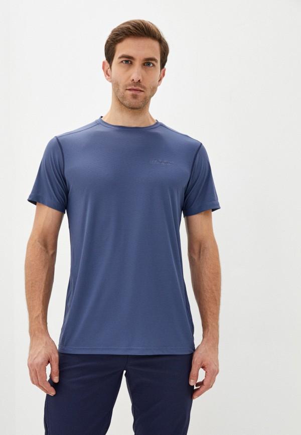 мужская спортивные футболка berghaus, синяя