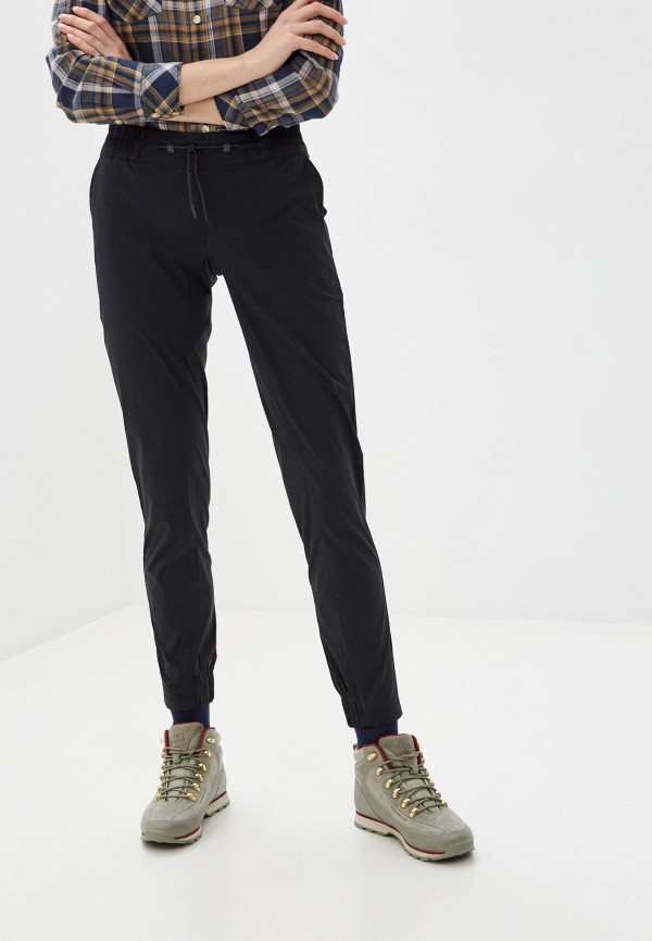 женские спортивные брюки berghaus, черные