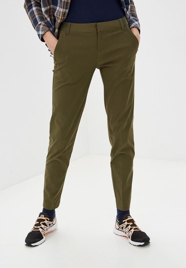 женские брюки berghaus, хаки