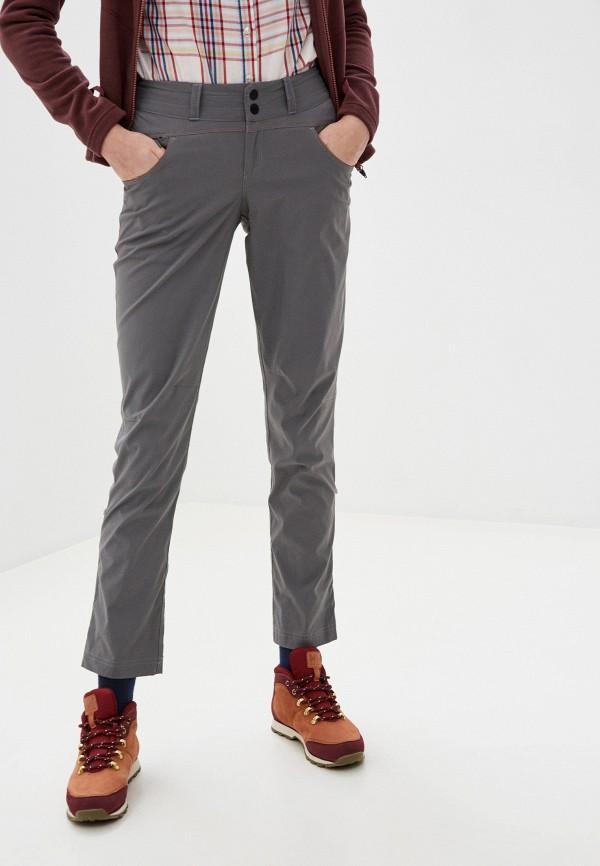 женские спортивные брюки berghaus, серые