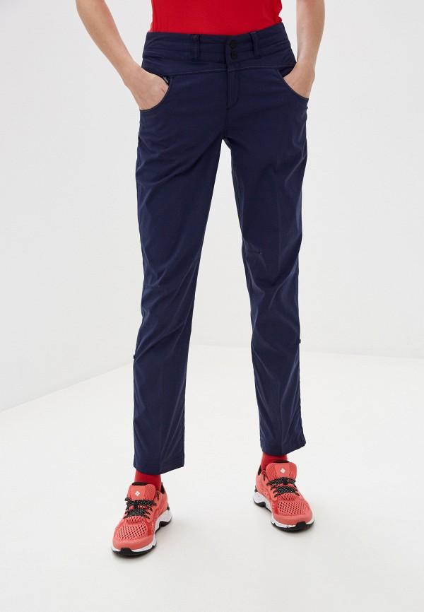 женские брюки berghaus, синие