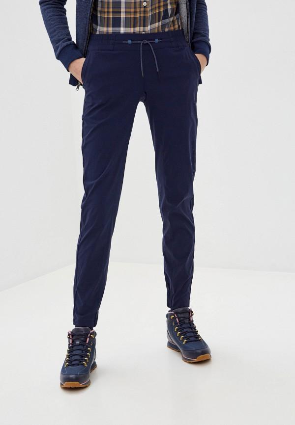 женские спортивные брюки berghaus, синие