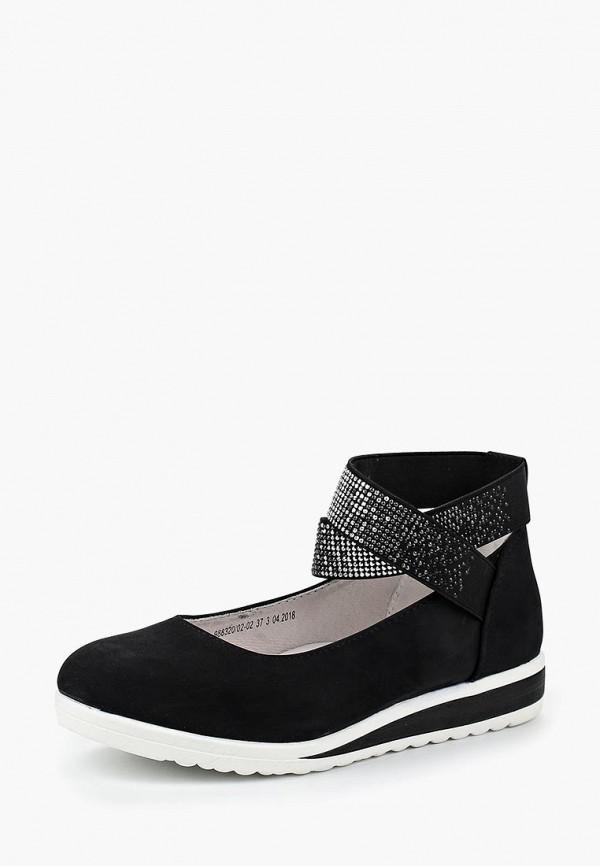 Купить Туфли Betsy, be006agbxnn6, черный, Осень-зима 2018/2019