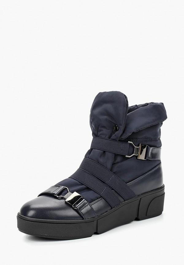Купить Ботинки Betsy, Betsy BE006AGBXNQ3, синий, Осень-зима 2018/2019