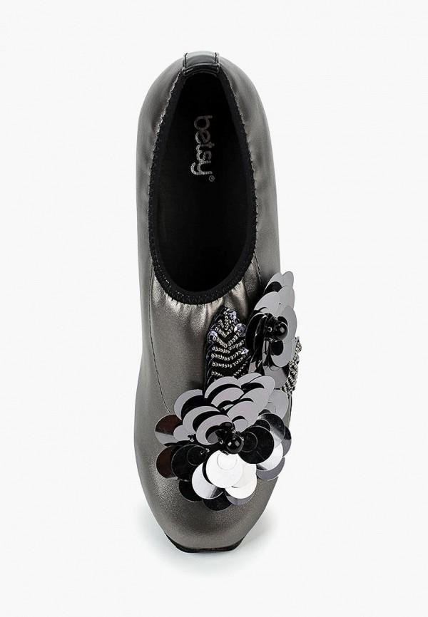 Ботинки для девочки Betsy 988362/01-03 Фото 4