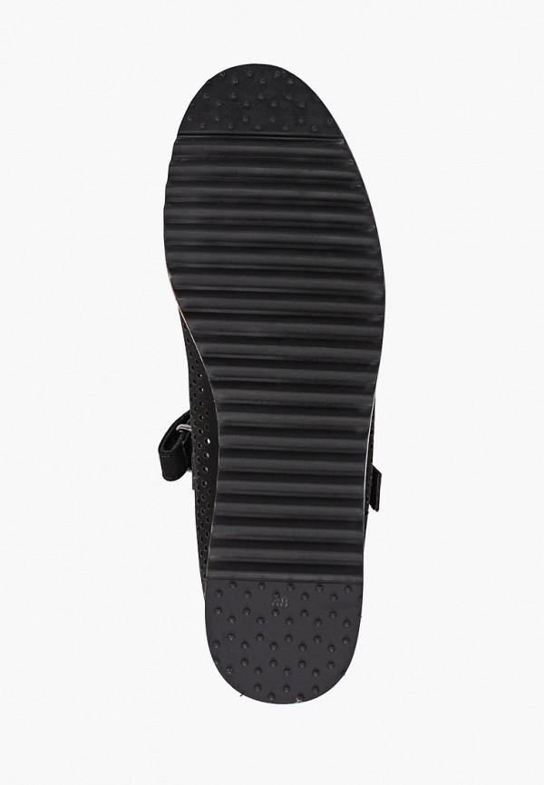 Фото 5 - Туфли Betsy черного цвета
