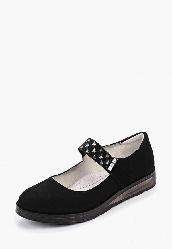 Фото 2 - Туфли Betsy черного цвета