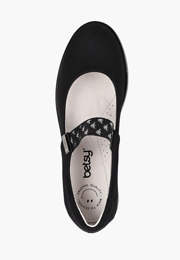 Фото 4 - Туфли Betsy черного цвета