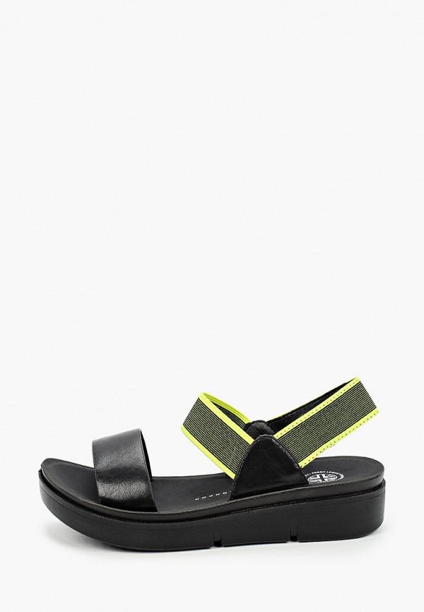 сандалии betsy для девочки, черные