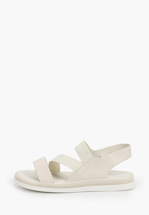 сандалии betsy для девочки, белые