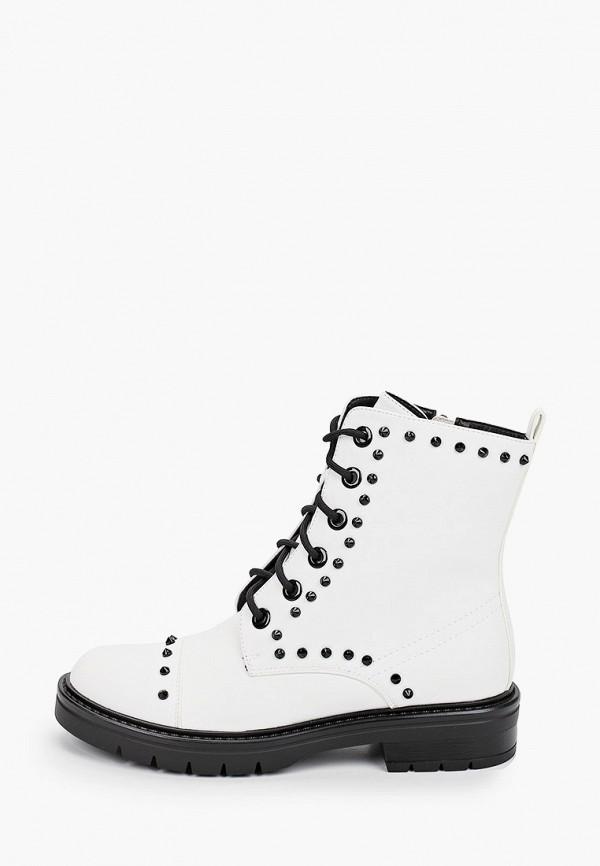 ботинки betsy для девочки, белые
