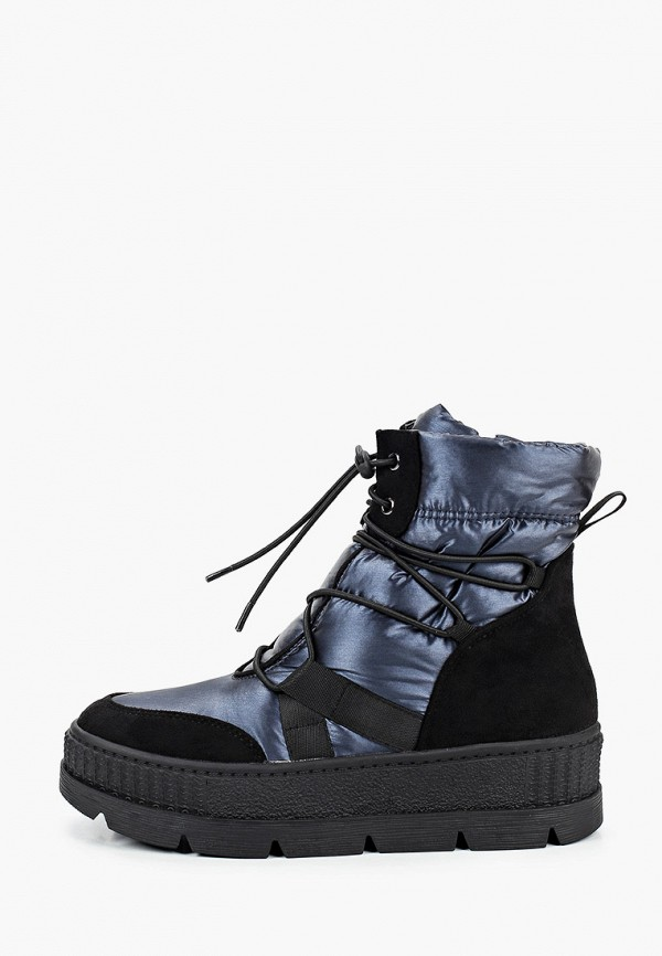 ботинки betsy для девочки, синие