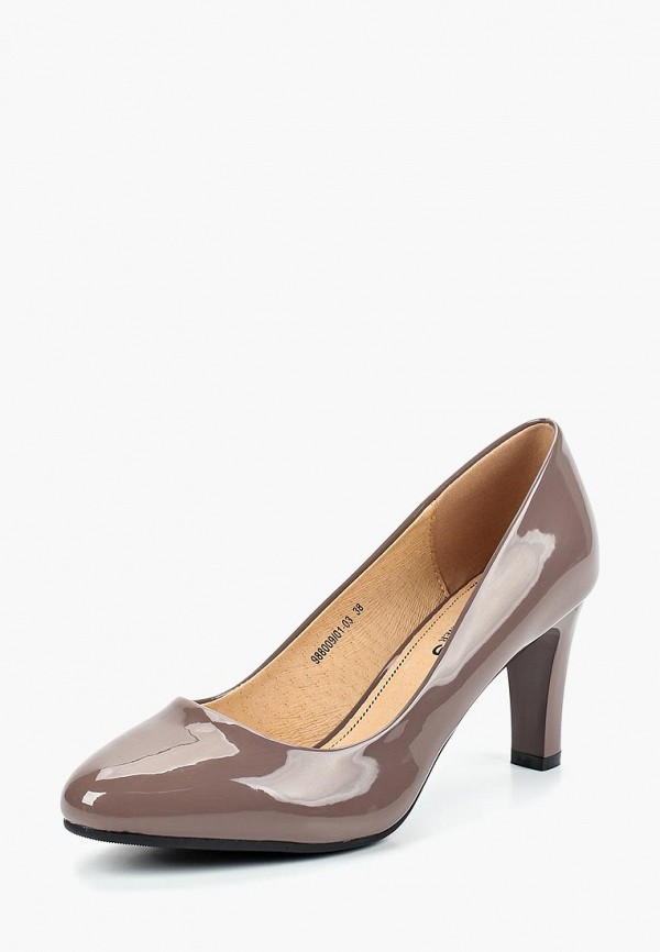 Купить Туфли Betsy, Betsy BE006AWCICV5, коричневый, Осень-зима 2018/2019