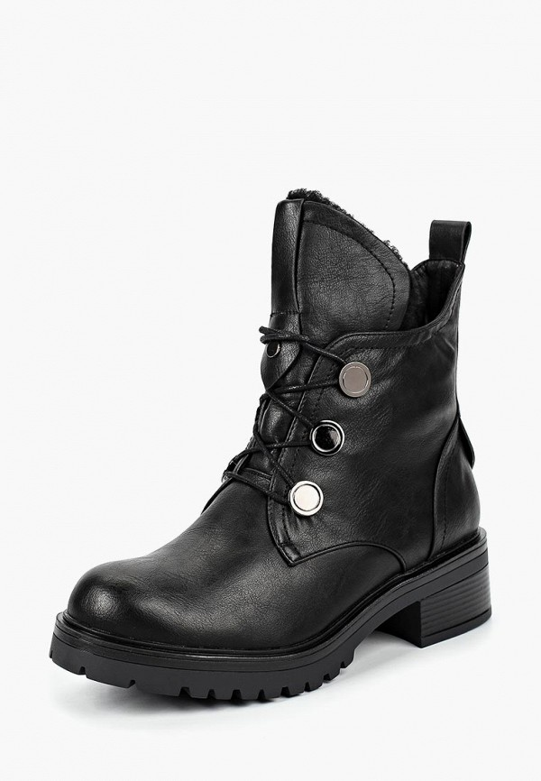 Купить Ботинки Betsy, Betsy BE006AWCIEJ8, черный, Осень-зима 2018/2019
