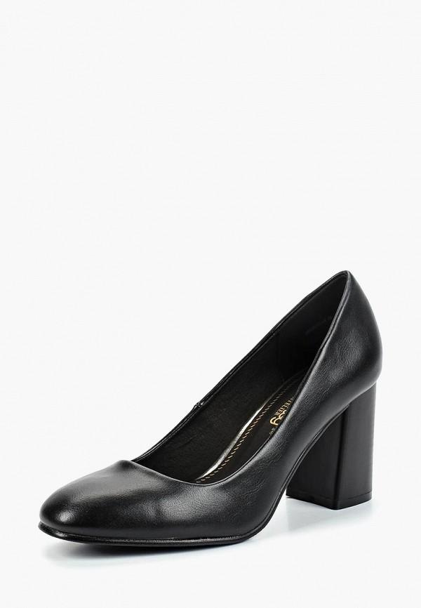 Туфли Betsy, Betsy BE006AWCIEM5, черный, Осень-зима 2018/2019  - купить со скидкой