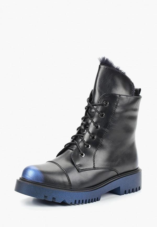 Купить Ботинки Betsy, Betsy BE006AWCIES4, черный, Осень-зима 2018/2019