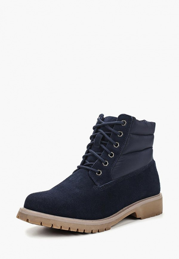 Купить Ботинки Betsy, Betsy BE006AWCIEV3, синий, Осень-зима 2018/2019
