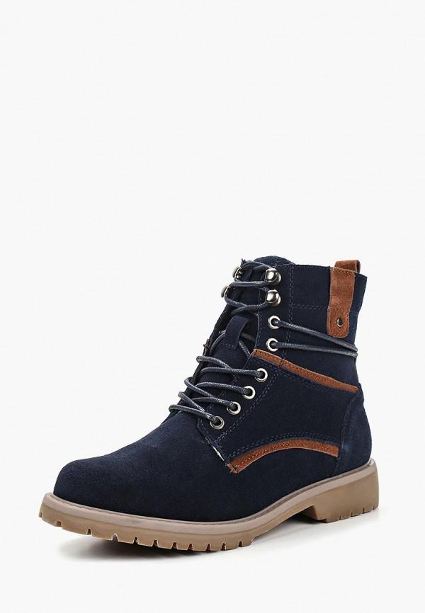 Купить Ботинки Betsy, Betsy BE006AWCIEV5, синий, Осень-зима 2018/2019