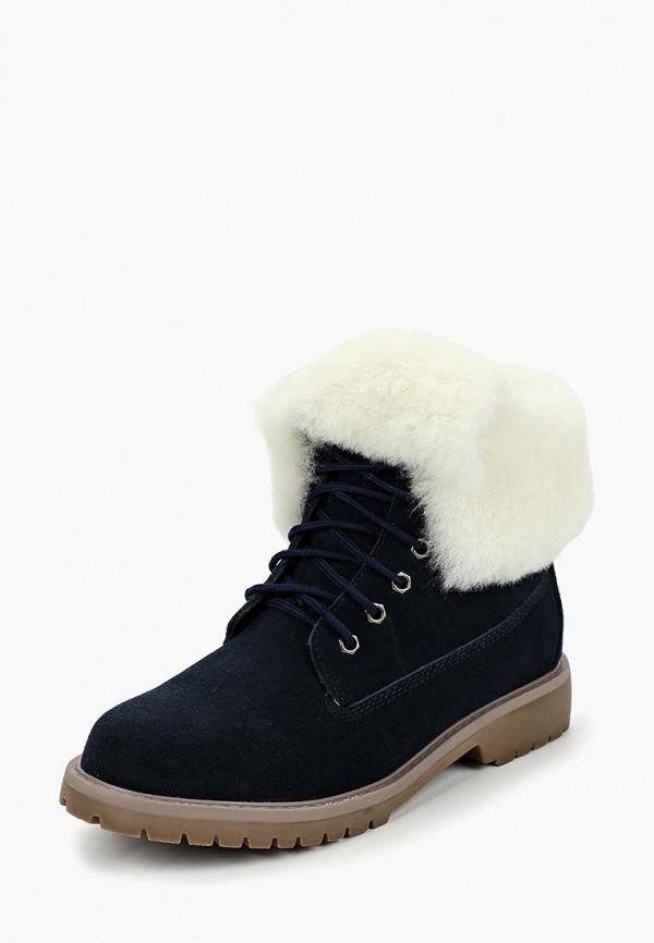 Купить Ботинки Betsy, Betsy BE006AWCIEV9, синий, Осень-зима 2018/2019