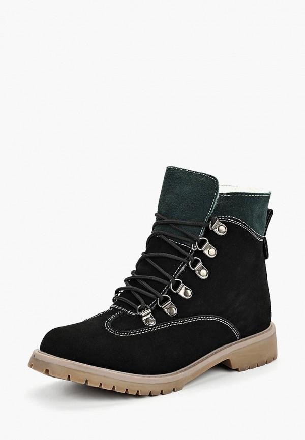 Ботинки Betsy, Betsy BE006AWCIEW2, черный, Осень-зима 2018/2019  - купить со скидкой