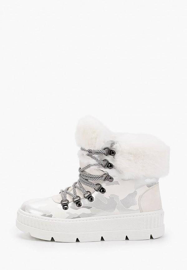 женские ботинки betsy, белые