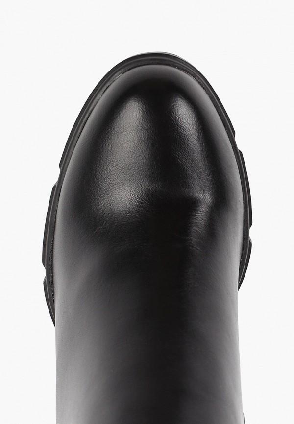 Фото 4 - женские сапоги Betsy черного цвета