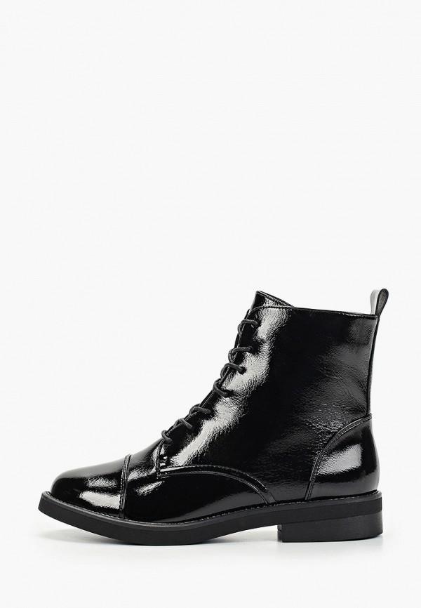женские ботинки betsy, черные