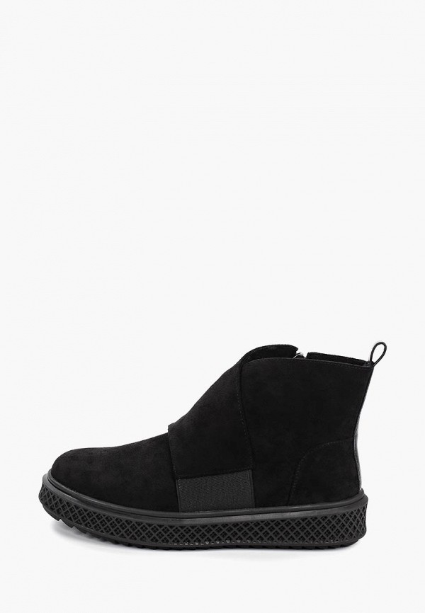 Фото - женские ботинки и полуботинки Betsy черного цвета
