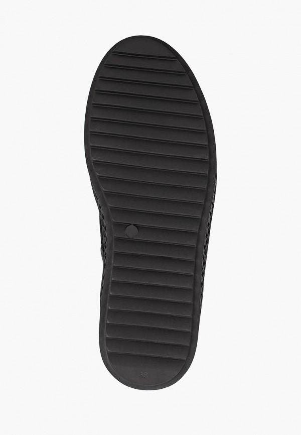 Фото 5 - женские ботинки и полуботинки Betsy черного цвета