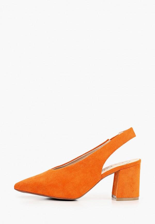 женские туфли betsy, оранжевые