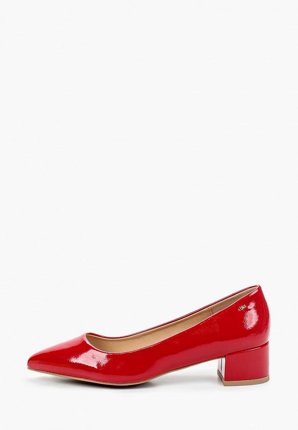 женские туфли betsy, красные