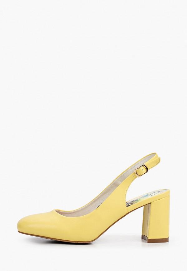женские туфли betsy, желтые