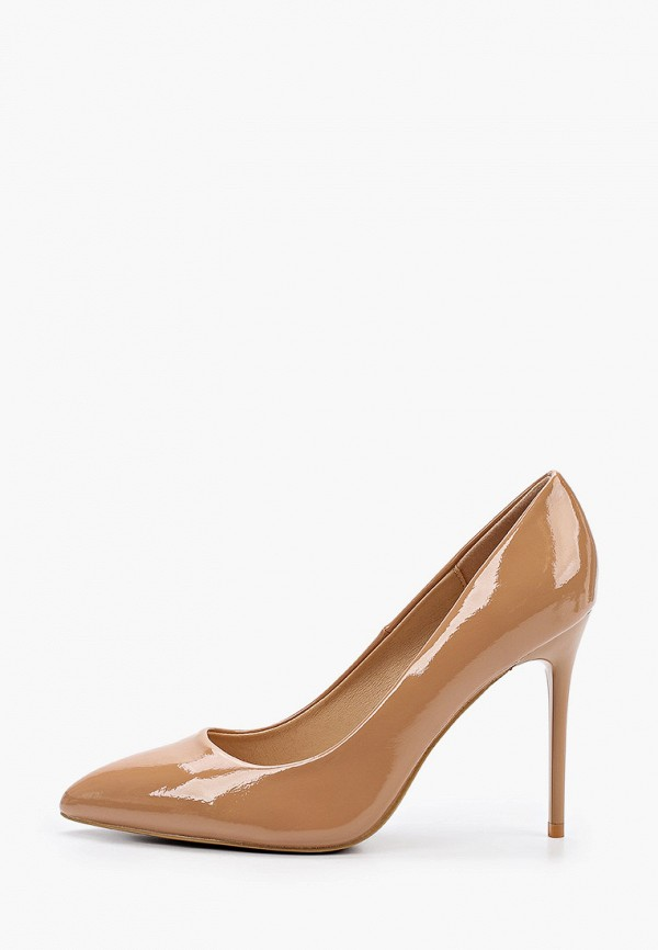 женские туфли-лодочки betsy, коричневые
